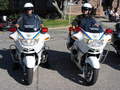 Police Ride 2003