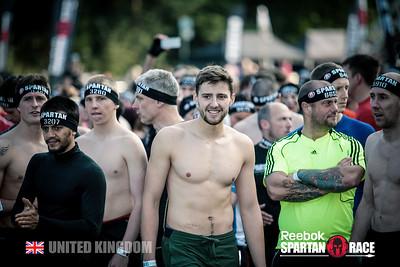 Edinburgh Spartan Sprint 21st September