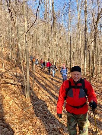 November 30 Saturday Hike