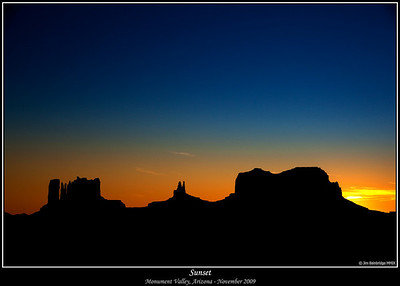 Las Vegas and Monument Valley