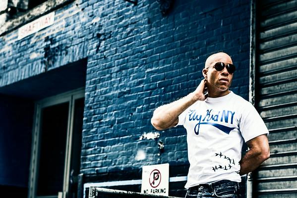 Ike Street Shoot