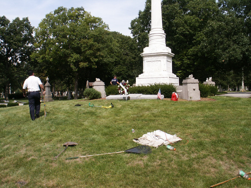 Monument maintenance