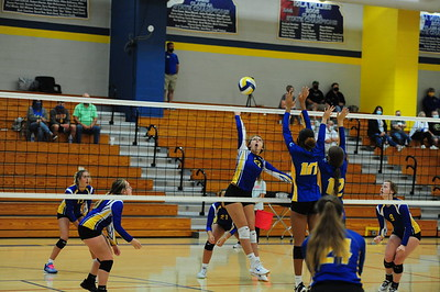 Iola Invitational Volleyball 9-12-20