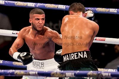 Gamal Yamal vs Brayan Mairena