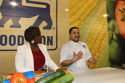 Food Lion Chef Challenge CIAA 2014