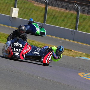 Sidecar Racing 2017