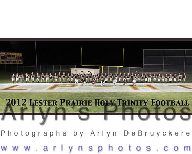 End Zone Photo 16x20