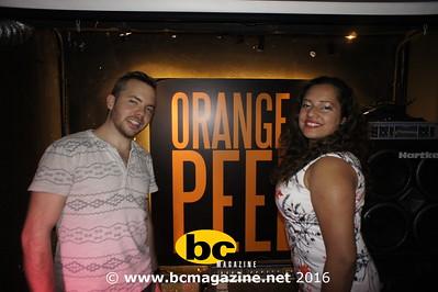 Peel Street Poetry 11th Anniversary Slam @ Orange Peel - 26 October, 2016