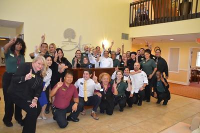 Atria Staff Photo QE Award