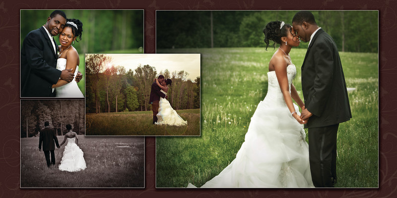 Millicents Wedding Album
