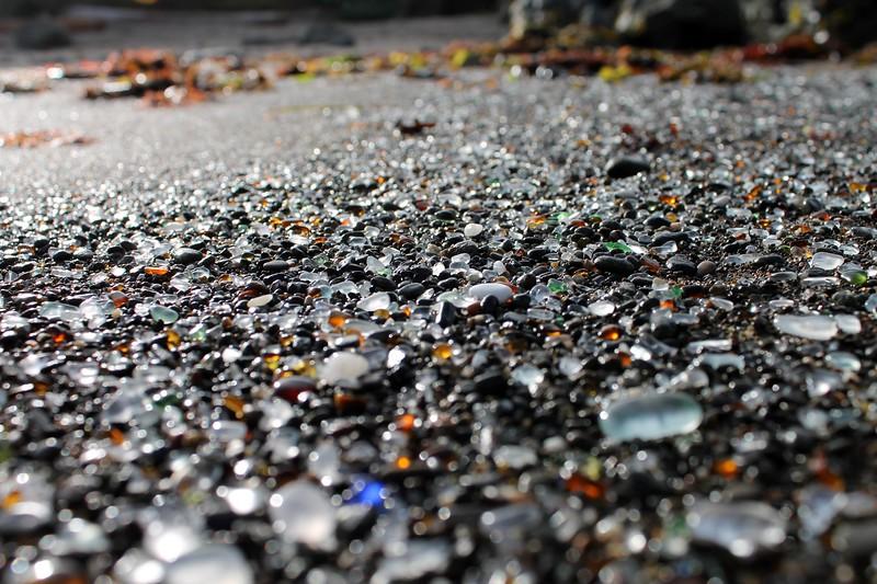 Ft Bragg Sea Glass Beach Series 4