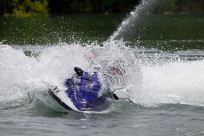 Lake Action 05 10 2009
