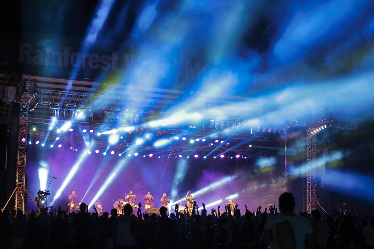 Rainforest World Music Festival RWMF 2018