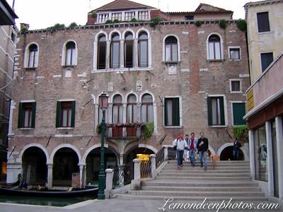 Rues et Places de Venise