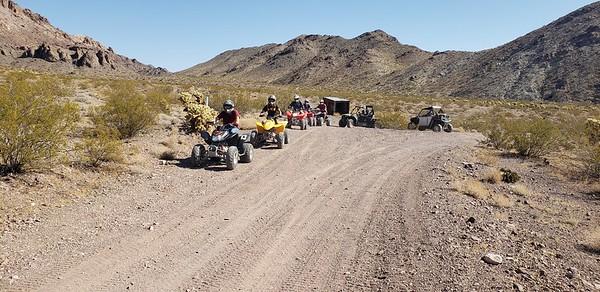 8/27/19 Eldorado Canyon ATV/RZR & Gold Mine Tour