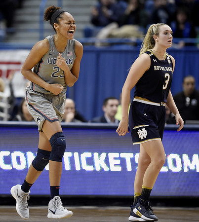 UConn women's basketball 12-3