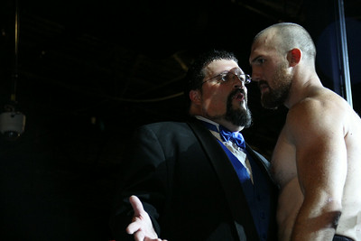 Biff Busick vs Eddie Edwards
