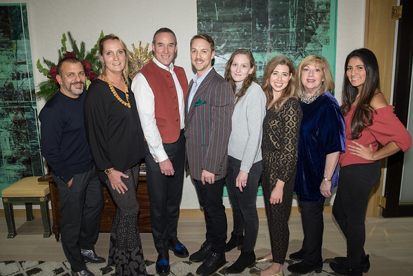Dec 15, 2017 Brian J. McCarthy Interiors Cocktail Party