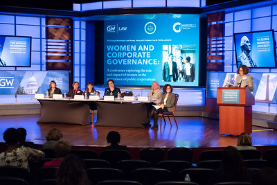 11/2: Law Review Symposium - Women and Corporate Governance