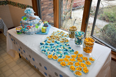 Corrine and Matt's Baby Shower - Feb 18, 2017