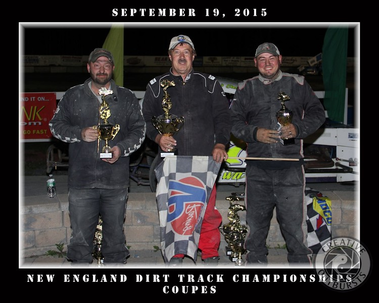 9-19 New England Dirt Track Championships