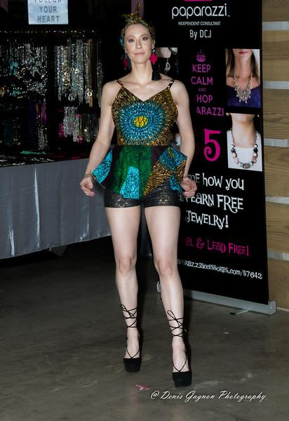 NEFW Fashion show
