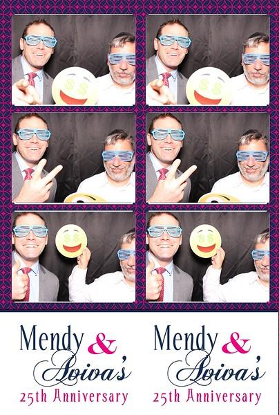 Mendy & Aviva's 25th Anniversary (08/15/18)