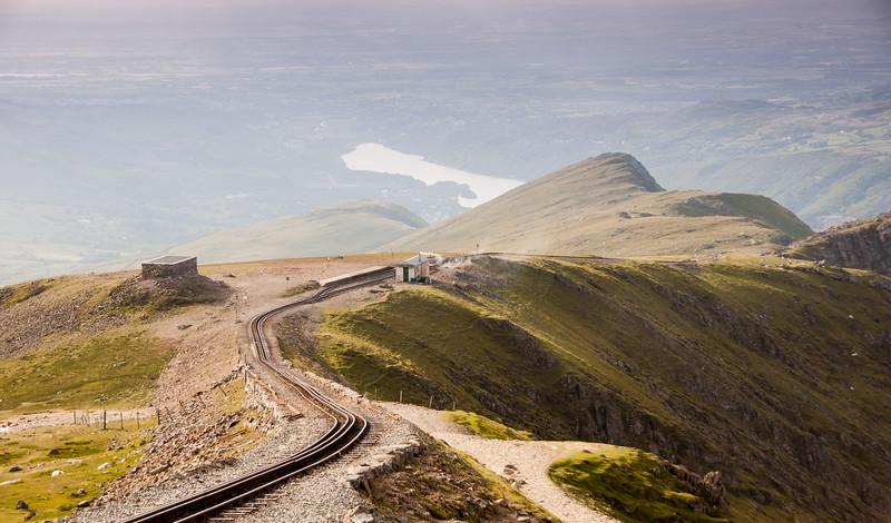 Snowdon mountain and railway
