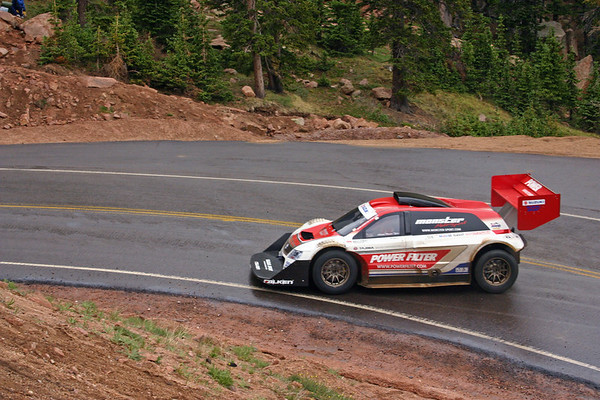 2006 Pikes Peak Race