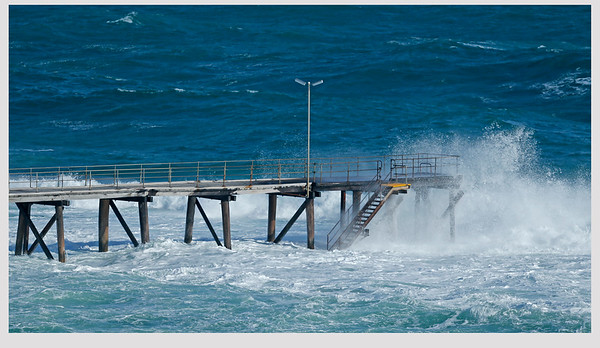 Storm Surge Surfing
