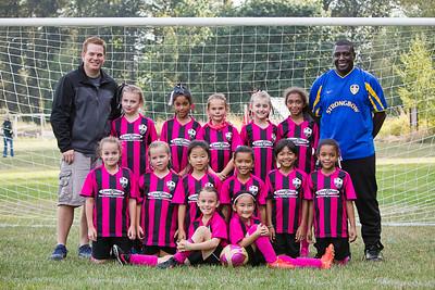 2017.09.23 - Pink Wolves Soccer