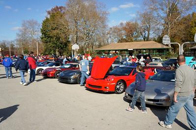 2011 - Corvettes for Chip