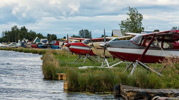 2016 Alaska: Lake Hood Airport
