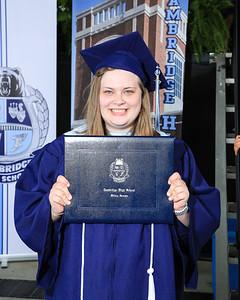 "Graduation Ceremony ""Off Stage"" 2018-19"