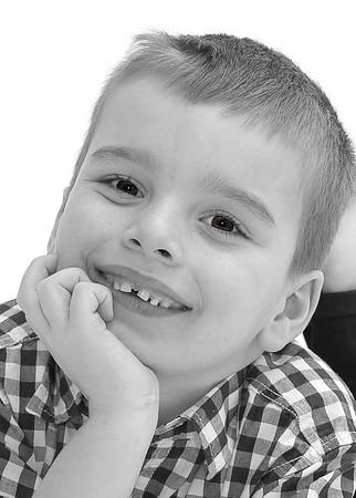 Alfie (smiler) Houlson
