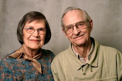 Larry & Ermine Hopkins Family
