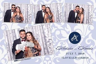 Alaisha & Awais - 07-07-2018