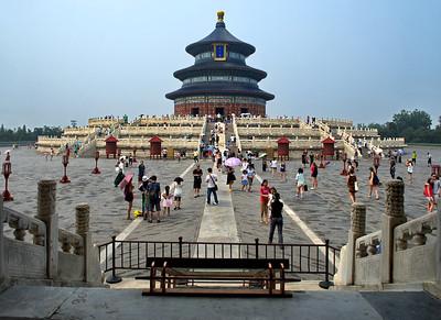 Peking, Himmelstempel / 7. Juli 2013