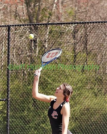 Pike Co Tennis vs Upson Lee 3-22-21