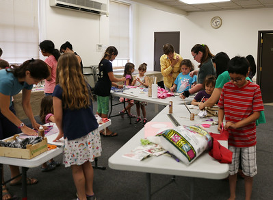 MakerSpace at the Bennington Free Library. 071519