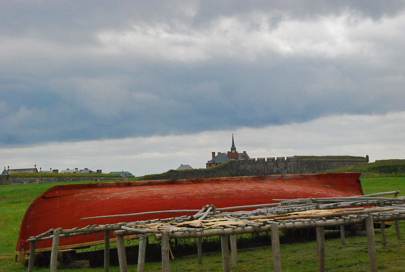 Louisbourg Fortress