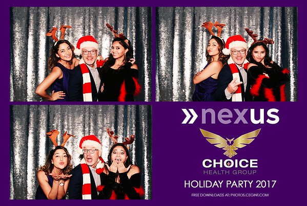 2017-12-07 Choice Heathcare Holiday Party