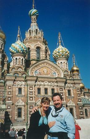 2002 Baltic Sea & London