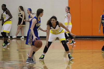 Timpson vs Evadale Girls' Basketball Playoffs