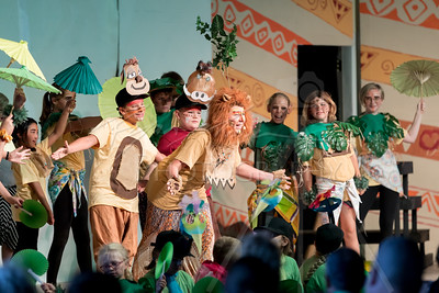 2019 ACT:  The Lion King