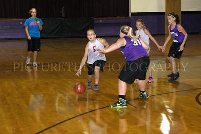 5th and 6th Grade Girls Basketball 2013