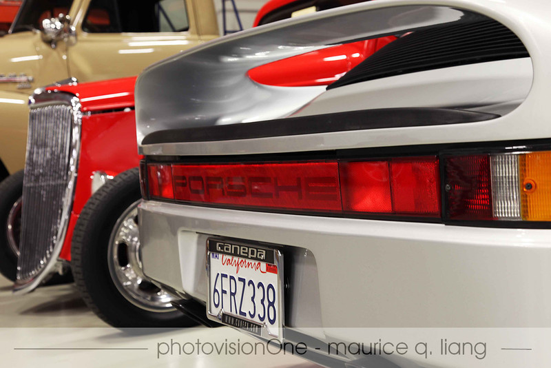 From 959's to hot rods.
