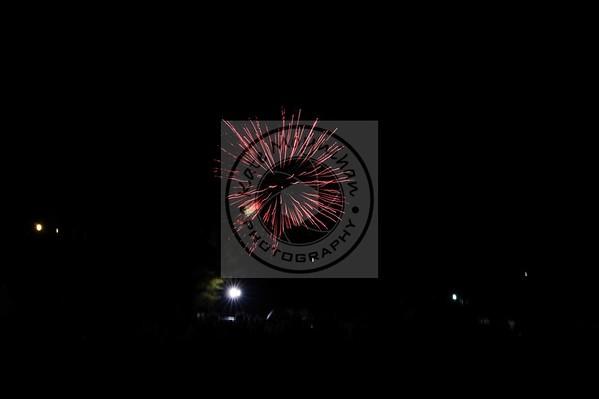 NC State Fair Fireworks 2016