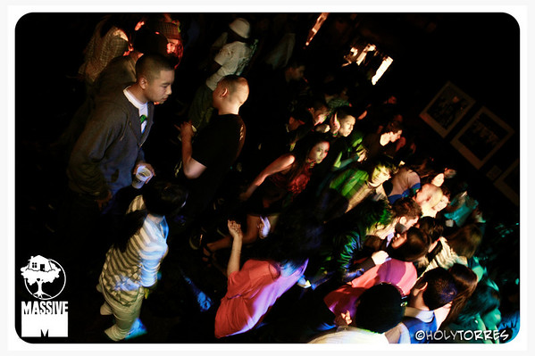 Resident Media & Massive - Friday Night Lights - The Crocodile - 2.26.2010