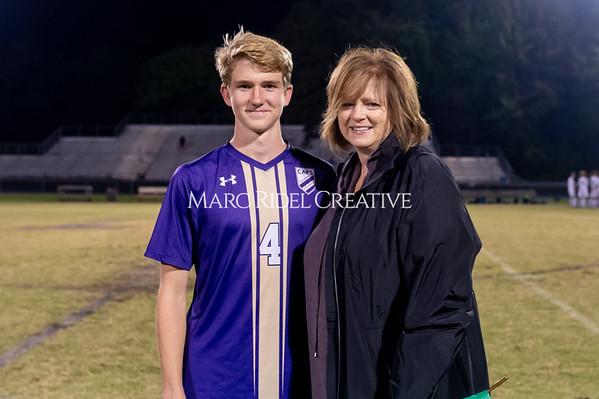 Broughton soccer senior night vs Leesville. October 21, 2019. D4S_8559